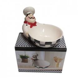 Pocillo salsero diseño Chef