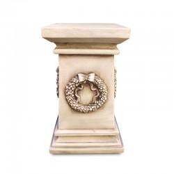 Pedestal diseño corona