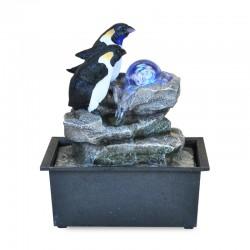 Fuente diseños pingüinos