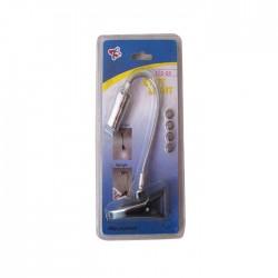 Mini lámpara clip a pilas