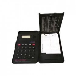 Calculadora con notas
