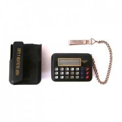 Reloj Bipper con calculadora