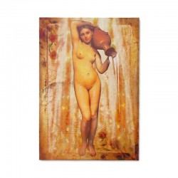 Cuadros impresos en bastidor diseños desnudos Greco