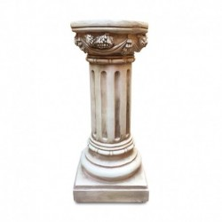 Pedestal tipo columna romana