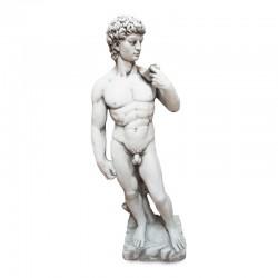 Escultura réplica de el David