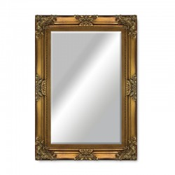 Espejo gold estilo barroco grande II