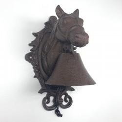 Campana cabeza de caballo