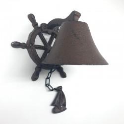 Campana diseño timón marino