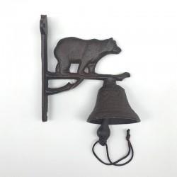 Campana diseño de oso