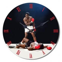 Reloj window Muhammad Ali