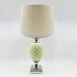 Lámpara diseño piá color verde pastel