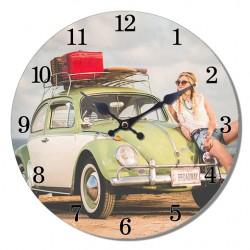 Reloj window escarabajo playero