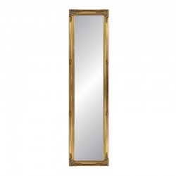 Espejo pedestal provenzal gold