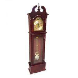 Reloj de pedestal a cuerda
