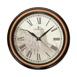 Reloj Europa antique con borde bicolor