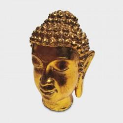 Cabeza de Buda gold