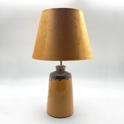 Lámpara abstracta ocre II