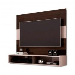 Panel mural para TV bicolor