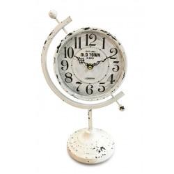 Reloj blanco Old town