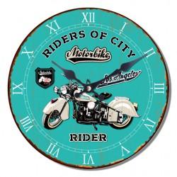 Reloj window Rider Motorbike