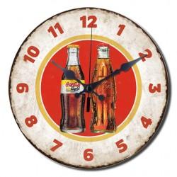 Reloj bebida Cola