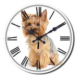 Reloj perro Yorkshire