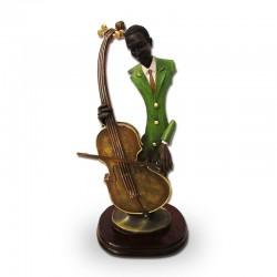 Afro con Violoncello