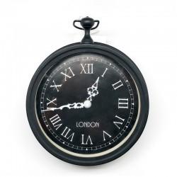 Reloj metálicoBlack London doble cara
