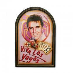 Cuadro Elvis Las Vegas