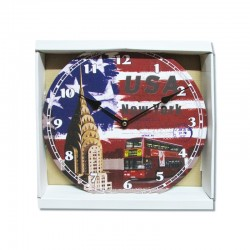 Reloj Window New York
