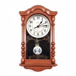 Reloj de péndulo antique color madera
