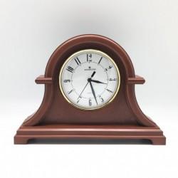 Reloj diseño clásico inglés caoba